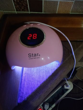 UV/LED лампа Star6