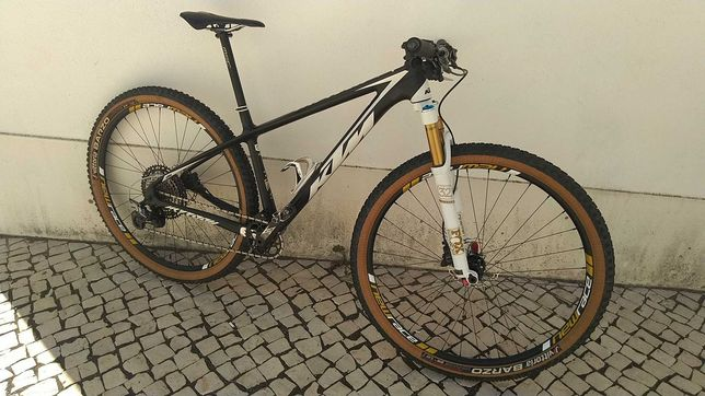 Bicicleta BTT, marca KTM - Myroon 29, M