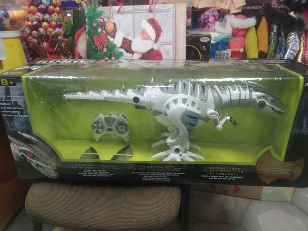 Динозавр-робот Robone Robosaur 83x27x30 см
