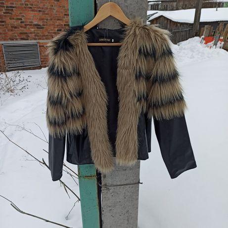 Женская теплая ветровка/куртка