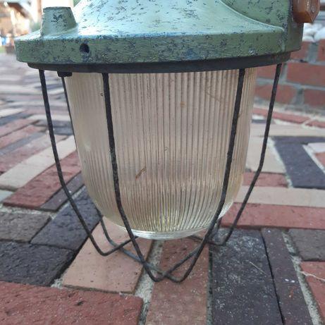 Stara lampa loftowa prl