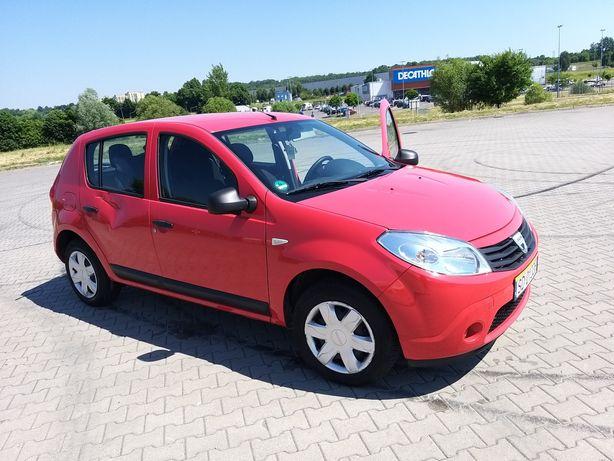Dacia Sandero 2009 rok 1.2 16v