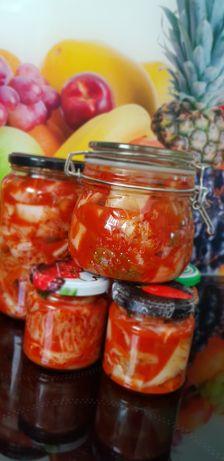 Kimchi kapusta koreańska