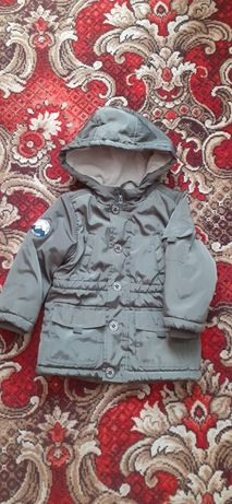 Куртка теплая,демисезонная,еврозима