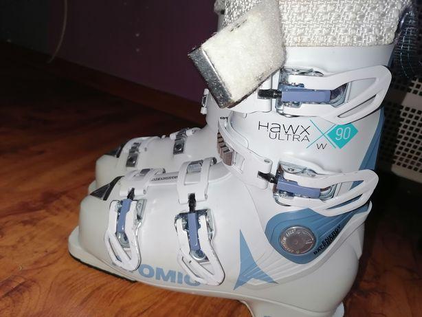Buty narciarskie 24_24.5 Atomic