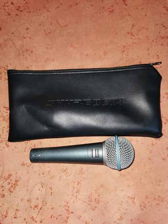 Mikrofon shure beta 58A