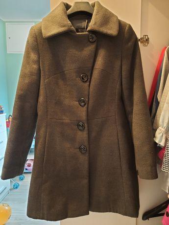 Płaszcz zimowy damski S