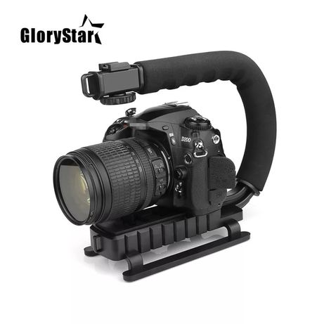 U-образный держатель для видеокамеры, телефона.