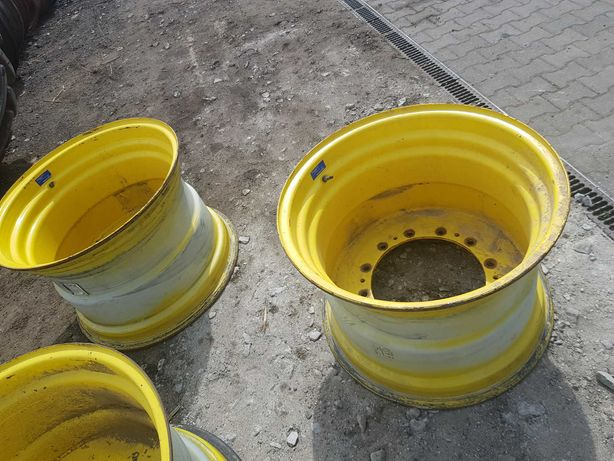 Felgi John Deere poszerzajace 20x28 piasta 37 600/65r30 600/70r30