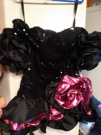 Suknia Piękna i oryginalna Balowa z USA RozM/L