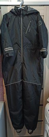 Зимний сдельный лыжный термо комбинезон Tuxer,158-164
