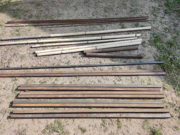 Продам металеві труби різних розмірів