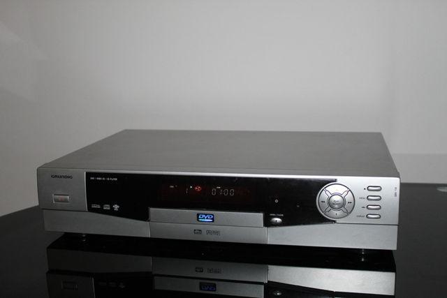 GRUNDIG GDV 130 Odtwarzacz płyt DVD CD Wysyłka