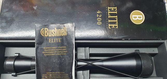 Luneta Bushnell Elite 4200 2,5-10 x 50 podświetlany krzyż nr 4.