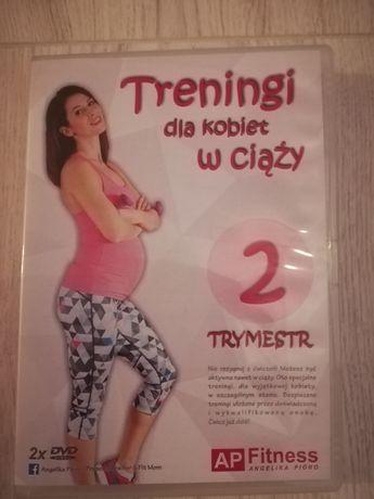 Płyta trening dla kobiet w ciąży