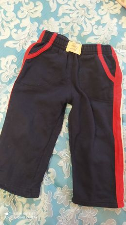Теплые штаны 4-5 лет