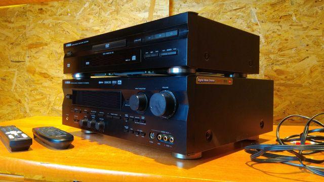 Yamaha dvd-s796 klasowy odtwarzacz DVD 24bit STAN IDEALNY