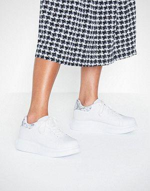 NELLY NLY sneaker 38 wężowy wzór buty sportowe sneakers 1S06