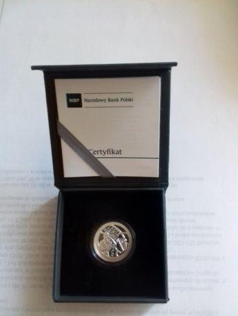 Moneta srebrna - Legia Warszawa