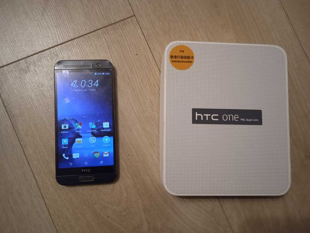 HTC One ME Dual SIM (Meteor Grey)  3/32GB
