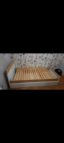 Łóżko jedno osobowe