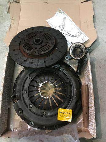 Sprzęgło Renault Master 2,5 dci 120