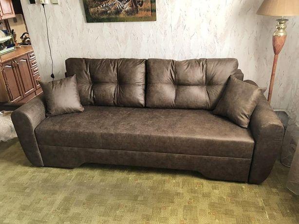АКЦИЯ ДИВАН ЕВРОКНИЖКА  Люкс! Двуспальный диван! Новый в Днепре!