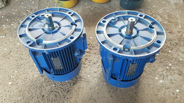 Електродвигун 1,7кВт 900об/хв новий электродвигатель мотор