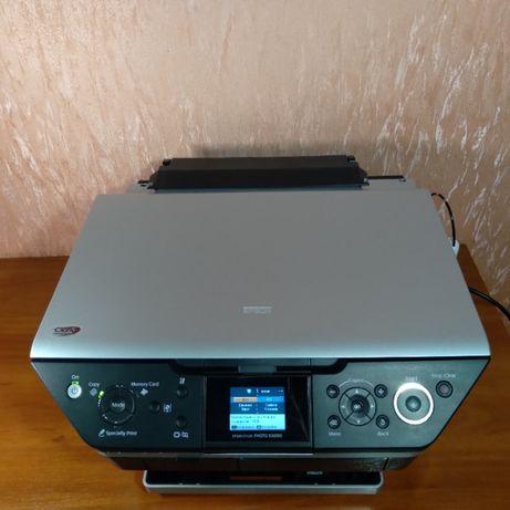 Принтер Epson Stylus Photo RX690