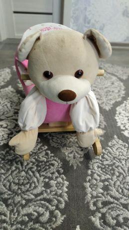 Кресло качалка мишка
