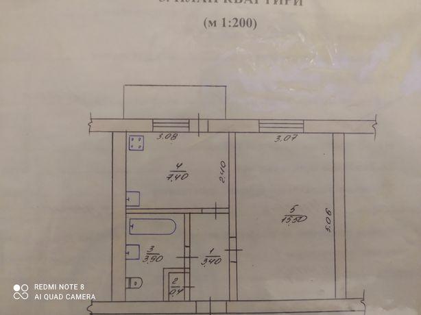 Срочно! Продам 1 комнатную квартиру!