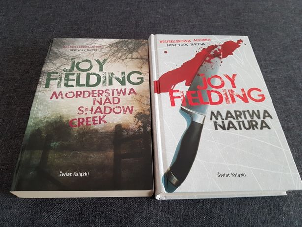 Pakiet Martwa Natura i Morderstwa nad Shadow Creek, J. Fielding