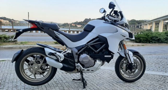 Ducati Multistrada 1260S, Pack Touring, 2018