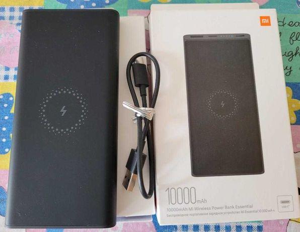 Powerbank Xiaomi Mi Wireless 10000mAh