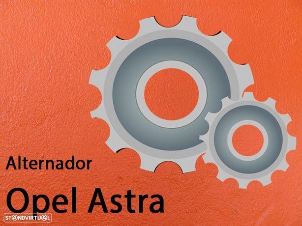 Alternador OPEL Astra H 1.2i de 2007