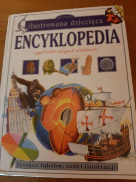 Ilustrowana dziecieca encyklopedia