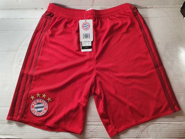 Spodenki Adidas FC Bayern Monachium- rozmiar 176 cm
