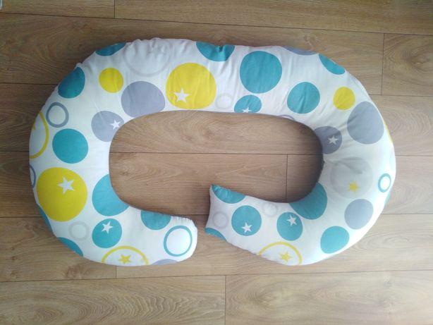 Poduszka do spania dla kobiet w ciąży rogal