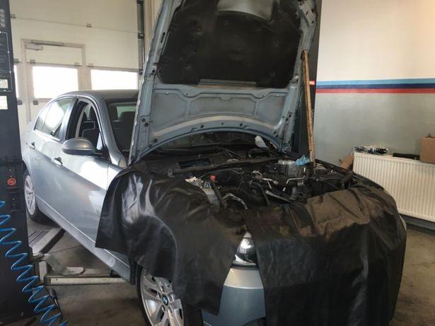 Wymiana rozrządu BMW silnik N47 e60, e90, f10, f15