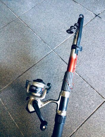 Спиннинг GW Nexia Blue Fox 3.00м с катушкой