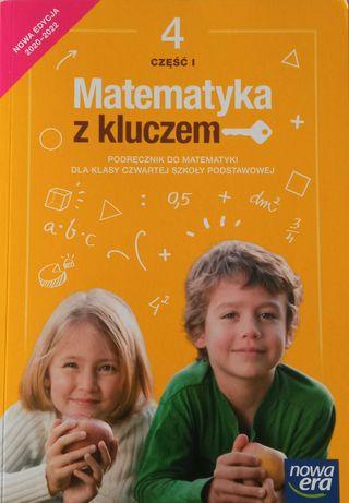 Podręcznik do matematyki Nowa Era klasa 4 cz.I nowa edycja 2020-22