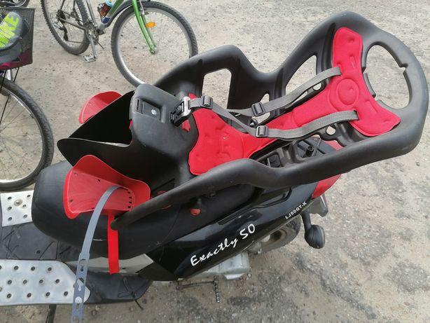Krzesełko na rower