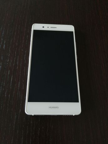Huawei P9 Lite + folia na ekran
