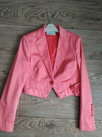 Пиджак стильный 44размер