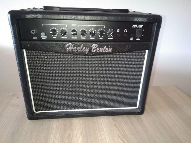 Amplificador Guitarra Harley Benton H20R