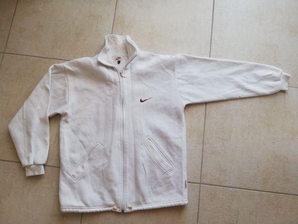 Biała bluza  NIKE S
