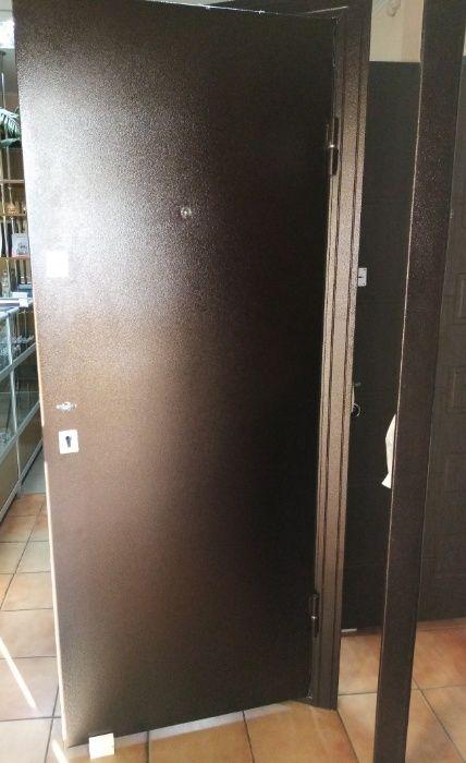 Дверь входная наружная ПБУ-01 Глухов - изображение 1