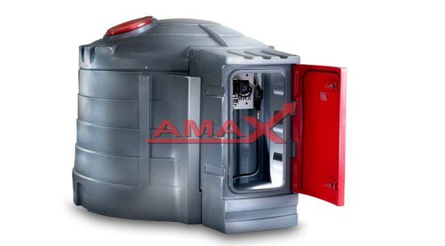 Zbiornik JFC 5000l na olej napędowy ON diesel raty AMAX