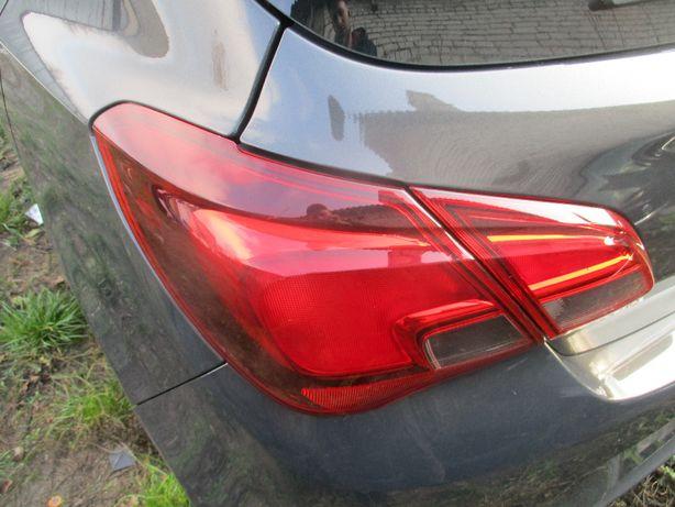 Opel corsa E lampa lewy tył lewa tylna 5-cio drzwiowa