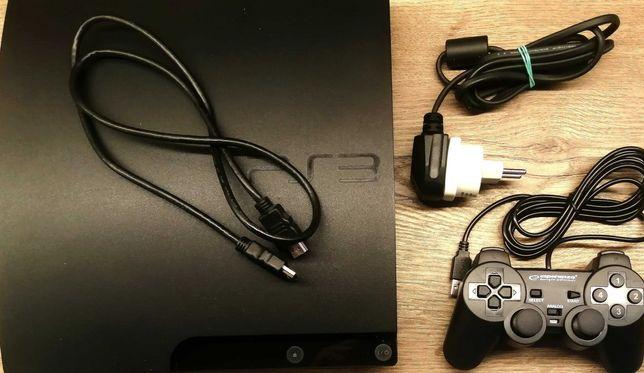 Konsola PS3 SONY Playstation 3 Slim PS3 160 GB z pudełkiem